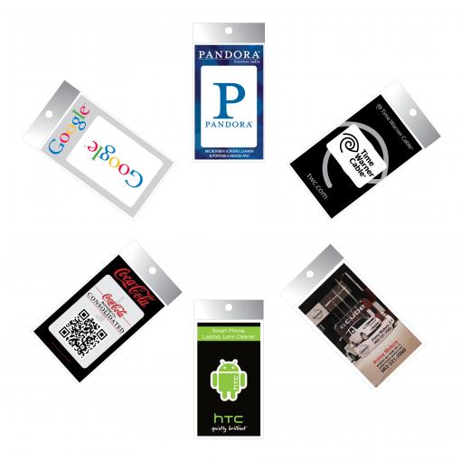 "Premium Custom Packaging Card (3""x5"")"